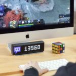 LaMetric Time Wi-Fi Clock for Smart Home the apple byte