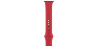 Apple Watch Sport Band (44mm) - (Product) RED