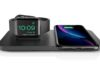 Seneo Dual 2 in 1 Wireless Charger Pad with iWatch Charging Stand