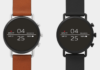 Skagen Connected Falster 2 Stainless Steel Touchscreen Smartwatch with Heart Rate, GPS, NFC, and Smartphone Notifications-min