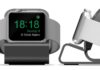 Charging Stand:Dock:Station Compatible with Apple Watch Series 3 2 1