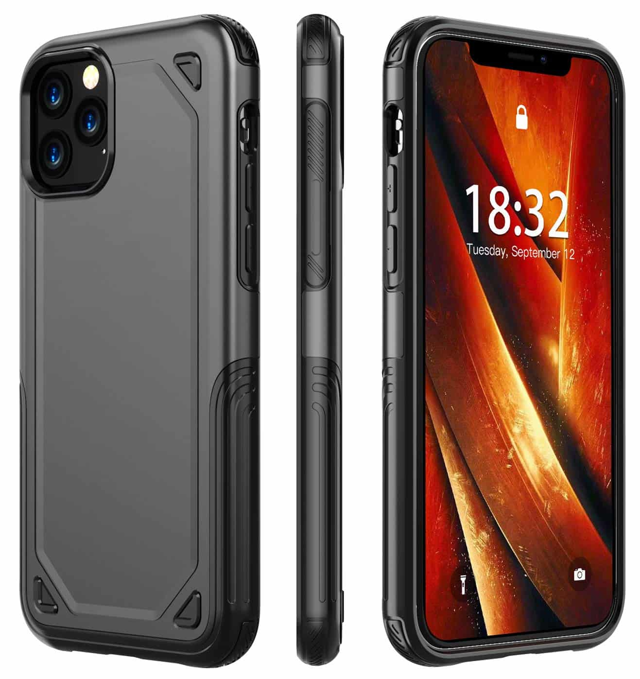 Nineasy iPhone 11 Pro Max Case-min