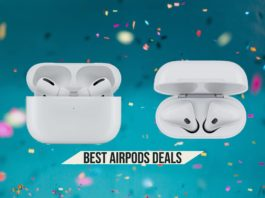 AirPods Black Friday Deals