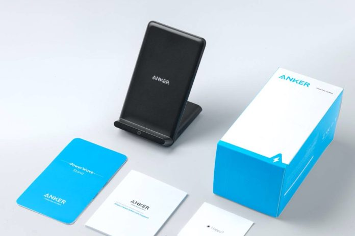 _Anker Wireless Charger, PowerWave Stand-min