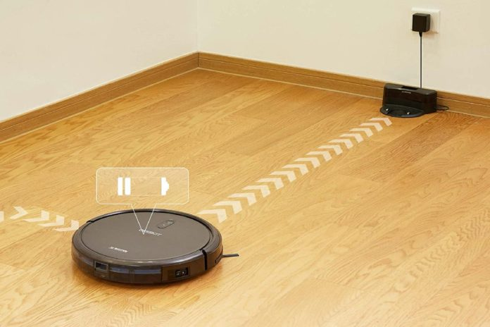 _ECOVACS DEEBOT N79S Robot Vacuum Cleaner with Max Power Suction-min