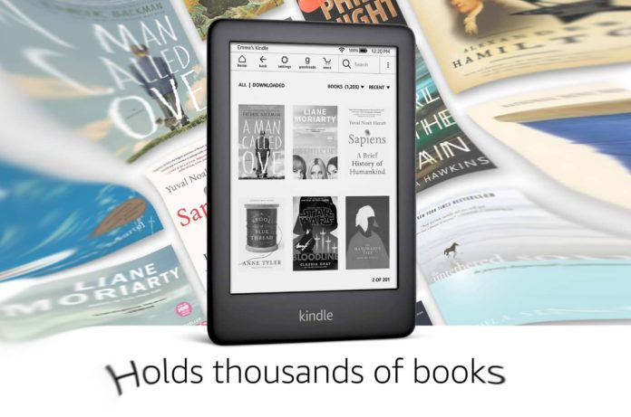 All-new Kindle - Now with a Built-in Front Light-min