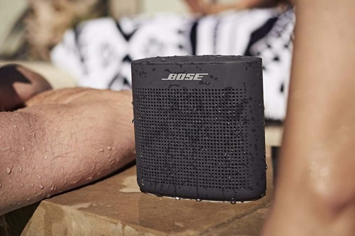 Bose SoundLink Color Bluetooth Speaker II - Soft black -min