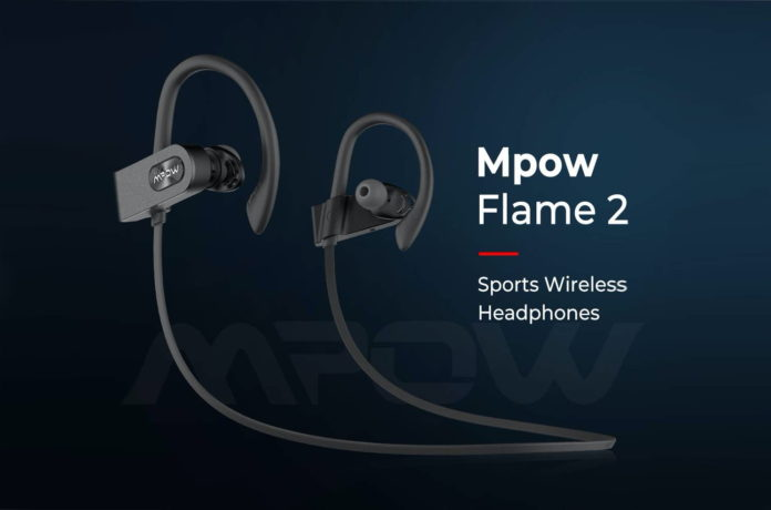 _Mpow FLAME2 Bluetooth Headphones Sport-min