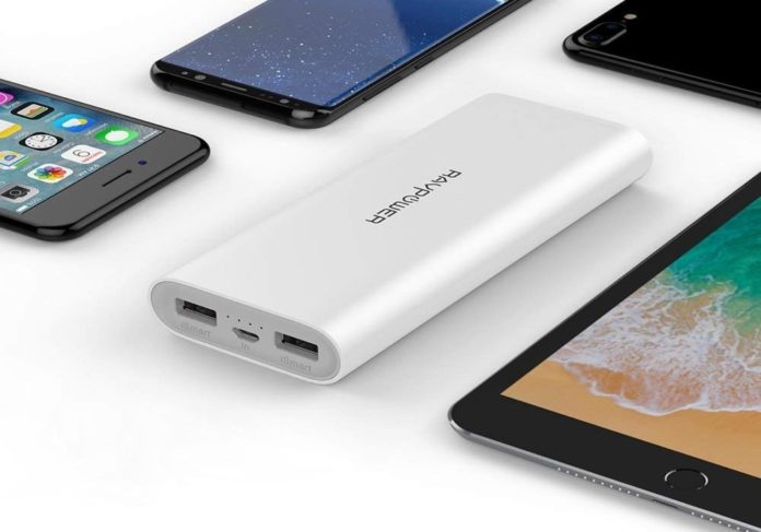 Portable Charger RAVPower 16750-min (1)