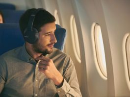 Sony WH-CH700N Wireless Bluetooth Noise Canceling Over the Ear Headphones -min
