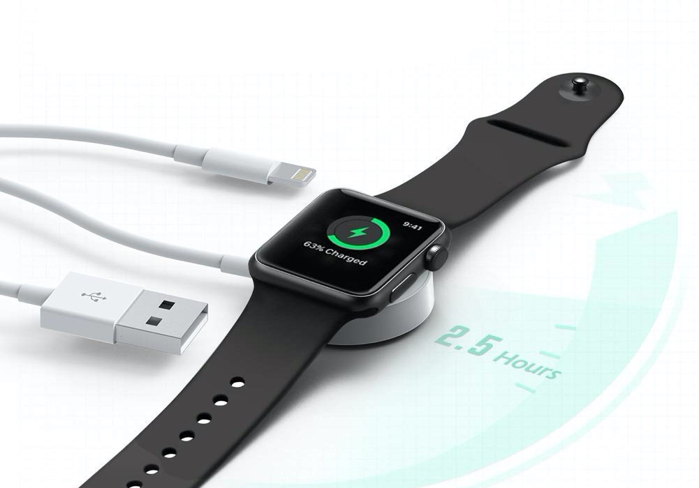 $10 Uoeos 2 in 1 Charging Cable Can Charge iPhone & Apple ...