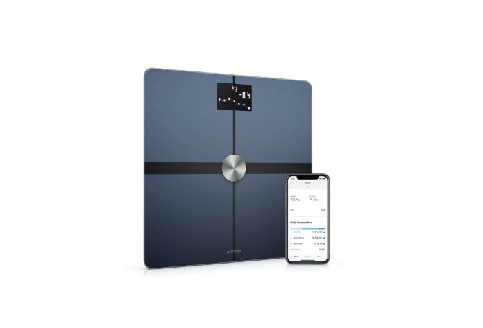 Withings Body+ - Smart Body Composition Wi-Fi Digital Scale with smartphone app-min