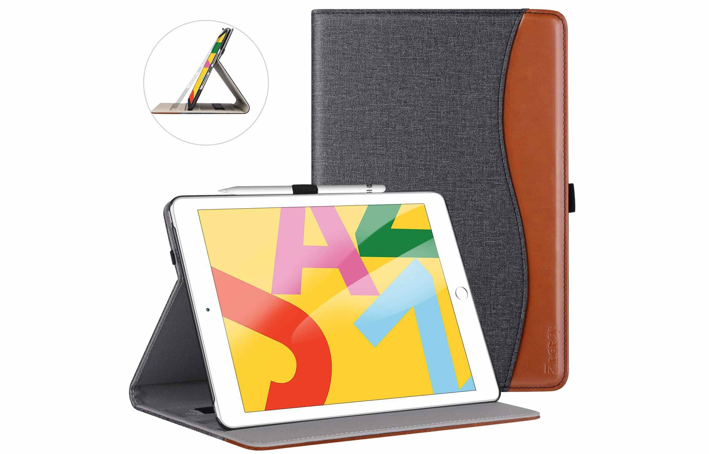 ZtotopCase for New iPad 7th Generation-min