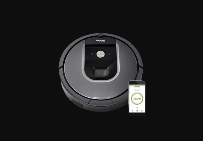 _Roll over image to zoom in 2 VIDEOS View in your room See this product in your space before you buy iRobot Roomba 960 Robot Vacuum-min