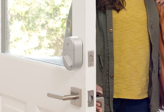August Smart Lock - Keyless Home Entry with Your Smartphone-min