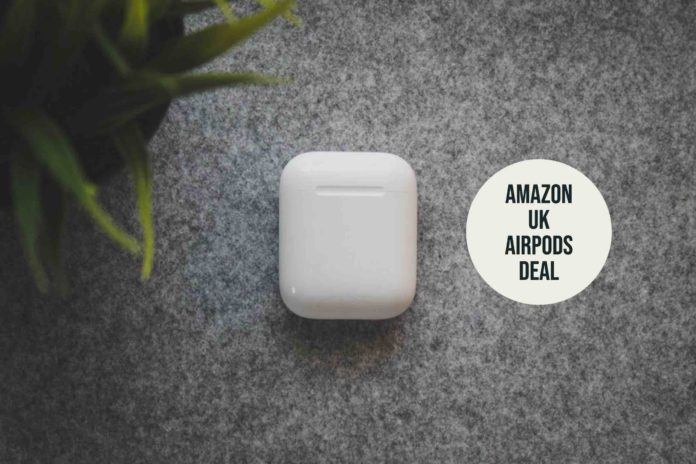 Amazon UK AirPods Deal-min
