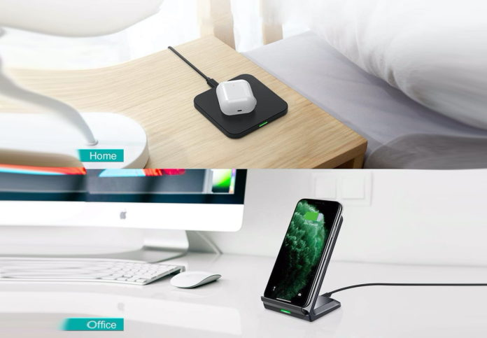 CHOETECH Wireless Charger-min (1)
