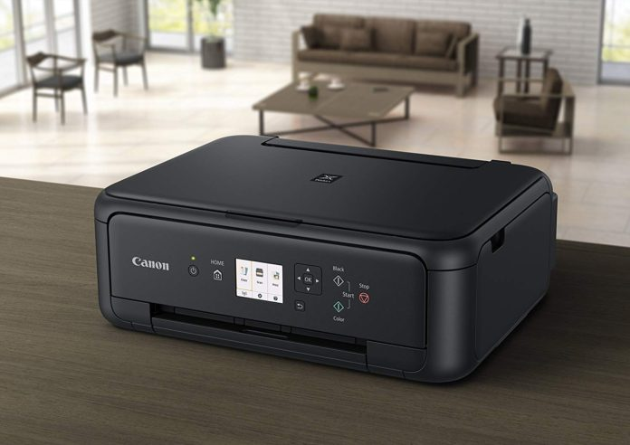 Canon TS5120 Wireless All-In-One Printer with Scanner and Copier-min