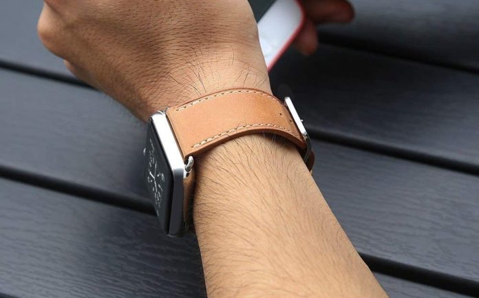 Marge Plus Compatible with Apple Watch Band 42mm 44mm-min
