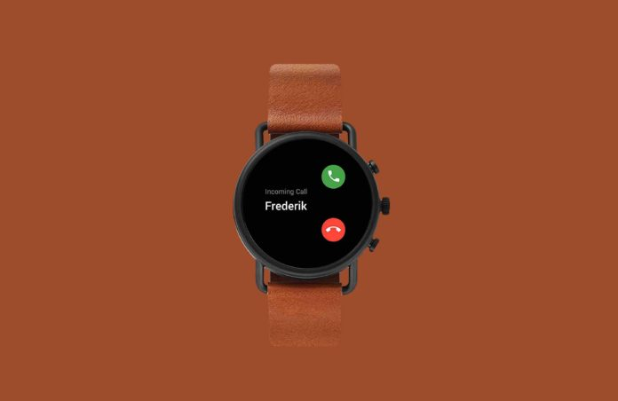 Skagen Connected Falster 3 Gen 5 Stainless Steel Touchscreen Smartwatch-min