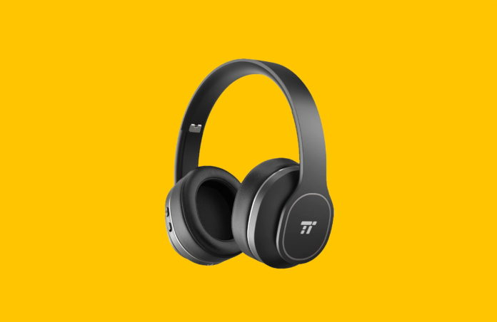 TaoTronics Active Noise Cancelling Bluetooth Headphones-min (1)