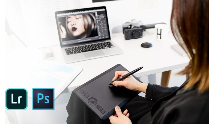 Wacom Intuos Pro digital graphic drawing tablet for Mac or PC-min