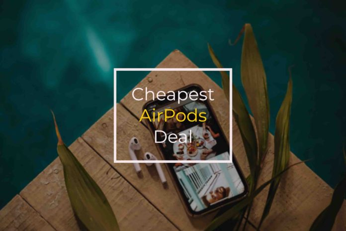 AirPods Amazon Deal