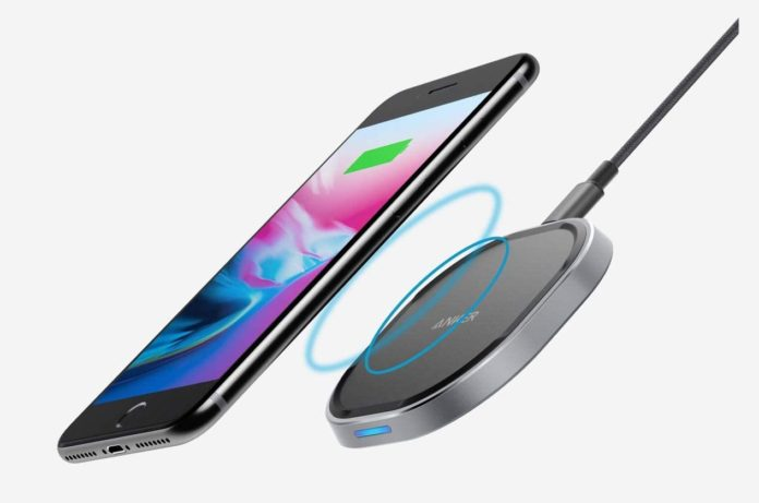 Anker USB-C Wireless Charger