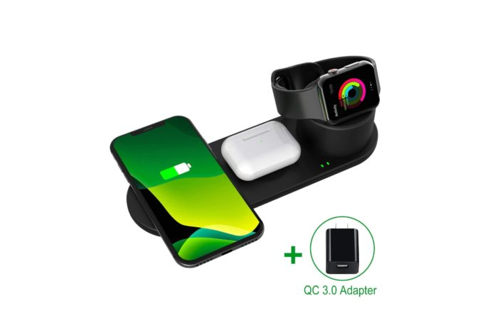Aresh Wireless Charger Stand-min