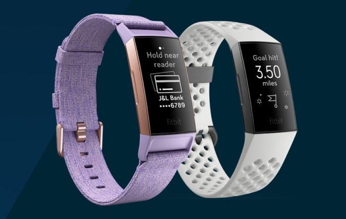 Fitbit Charge 3 Fitness Activity Tracker -min