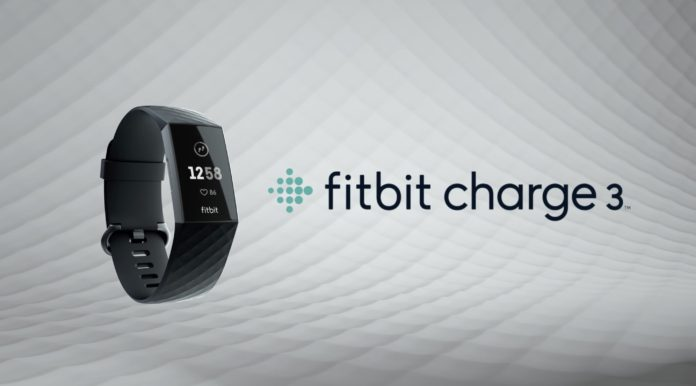 Fitbit Charge 3 Fitness Activity Tracker-min