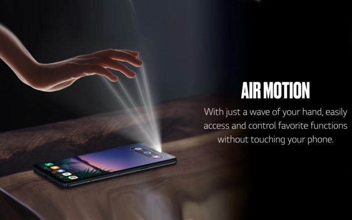 LG G8 ThinQ with Alexa Hands-Free-min