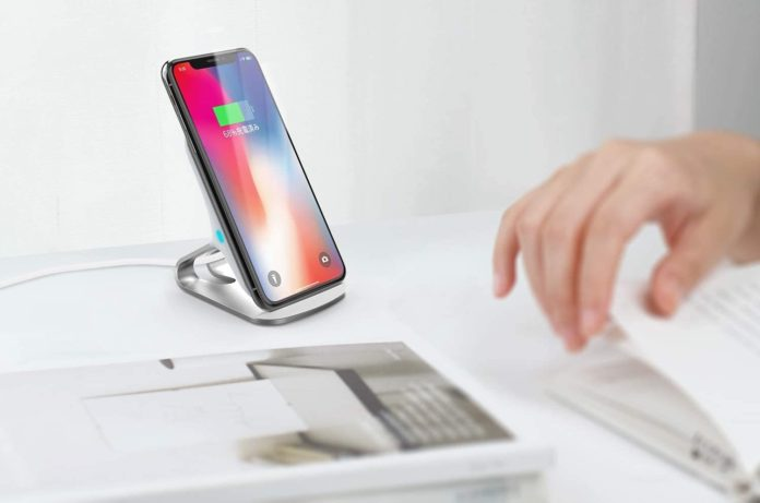 Lecone Fast Wireless Charger-min