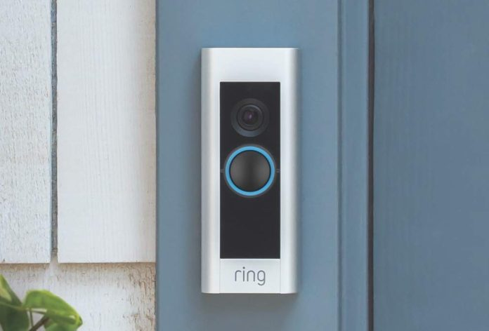 Ring Video Doorbell Pro-min