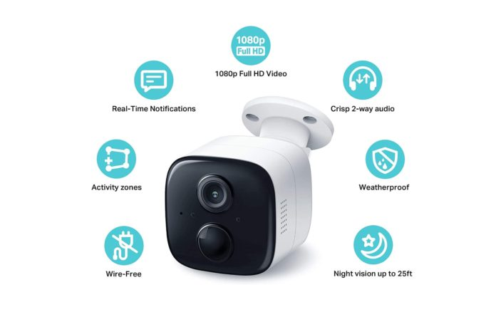 TP-Link Kasa 2 Camera Home Security System-min