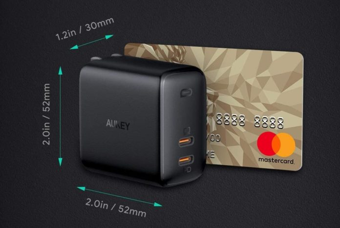 UKEY Omnia 65W Fast Charger -min