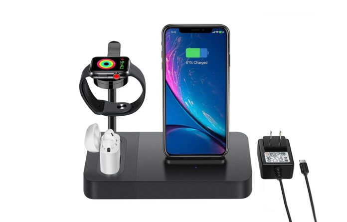 Wireless Charger Station-min