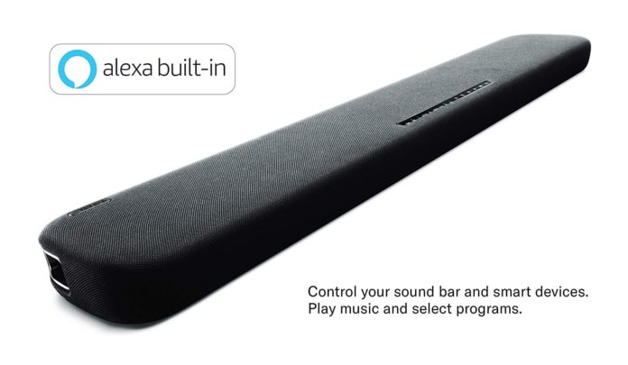 Yamaha YAS-109 Sound Bar with Built-In Subwoofers-min