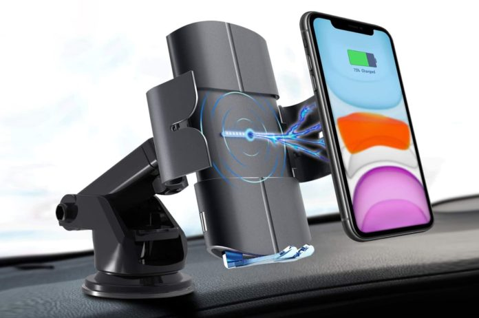 Blinkbrione Wireless Car Charger-min
