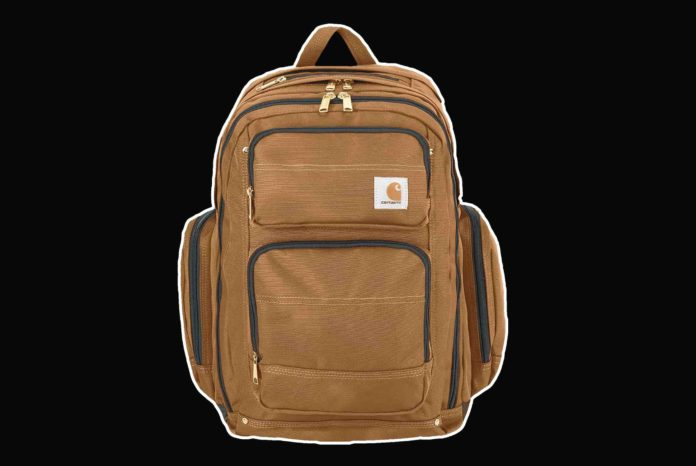 Carhartt Legacy Deluxe Work Backpack-min
