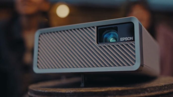 Epson EF-100 Smart Streaming Laser Projector