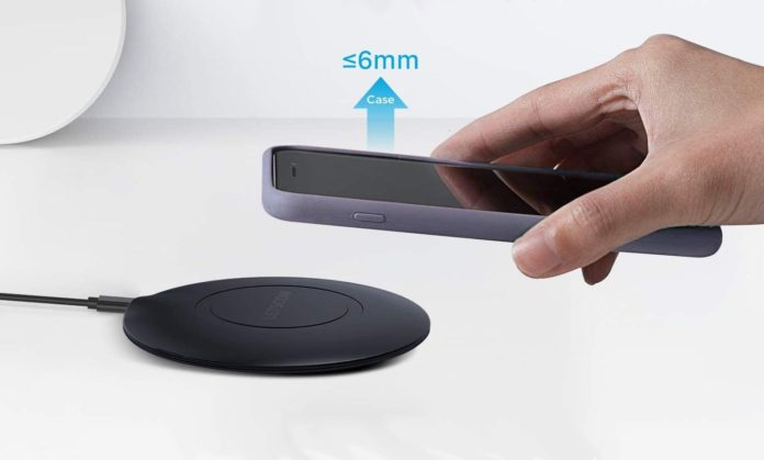 LETSCOM Ultra Slim Wireless Charger-min