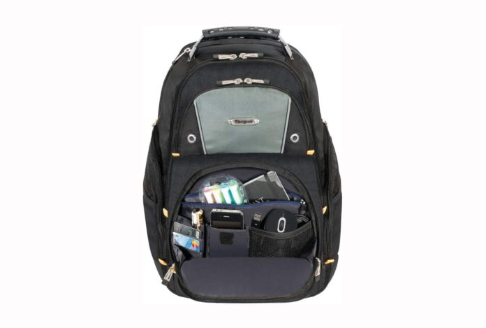 Targus Drifter II for Professional Business Commuter Backpack for 17-Inch Laptop-min