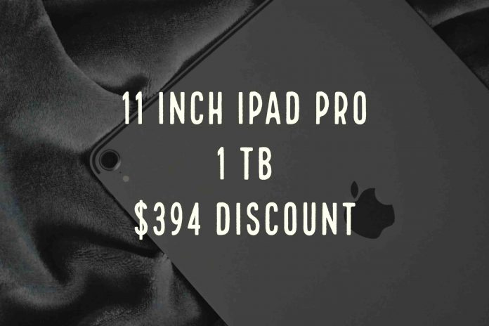 ipad pro deals amazon