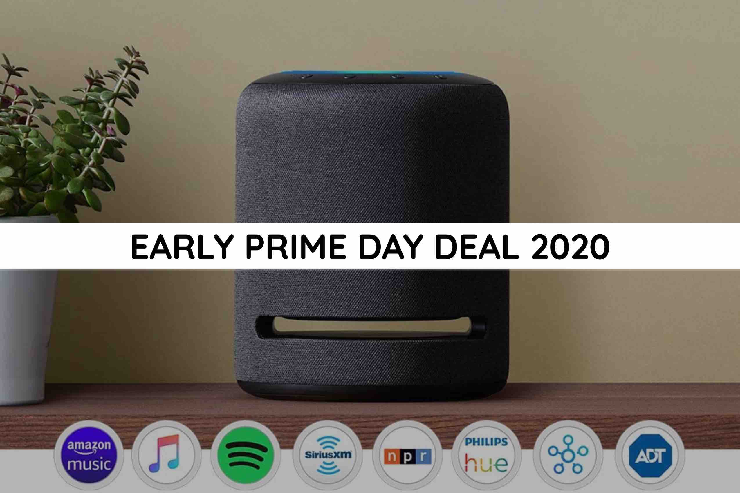 Early Prime Day Deal 2020
