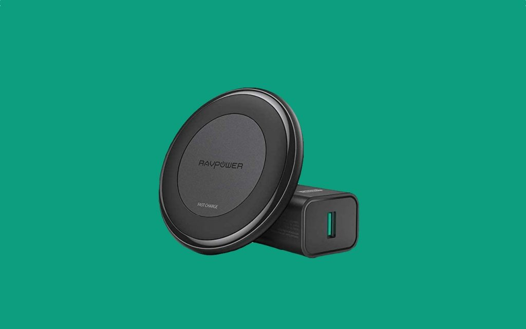 RAVPower Wireless Charger for iPhone 12