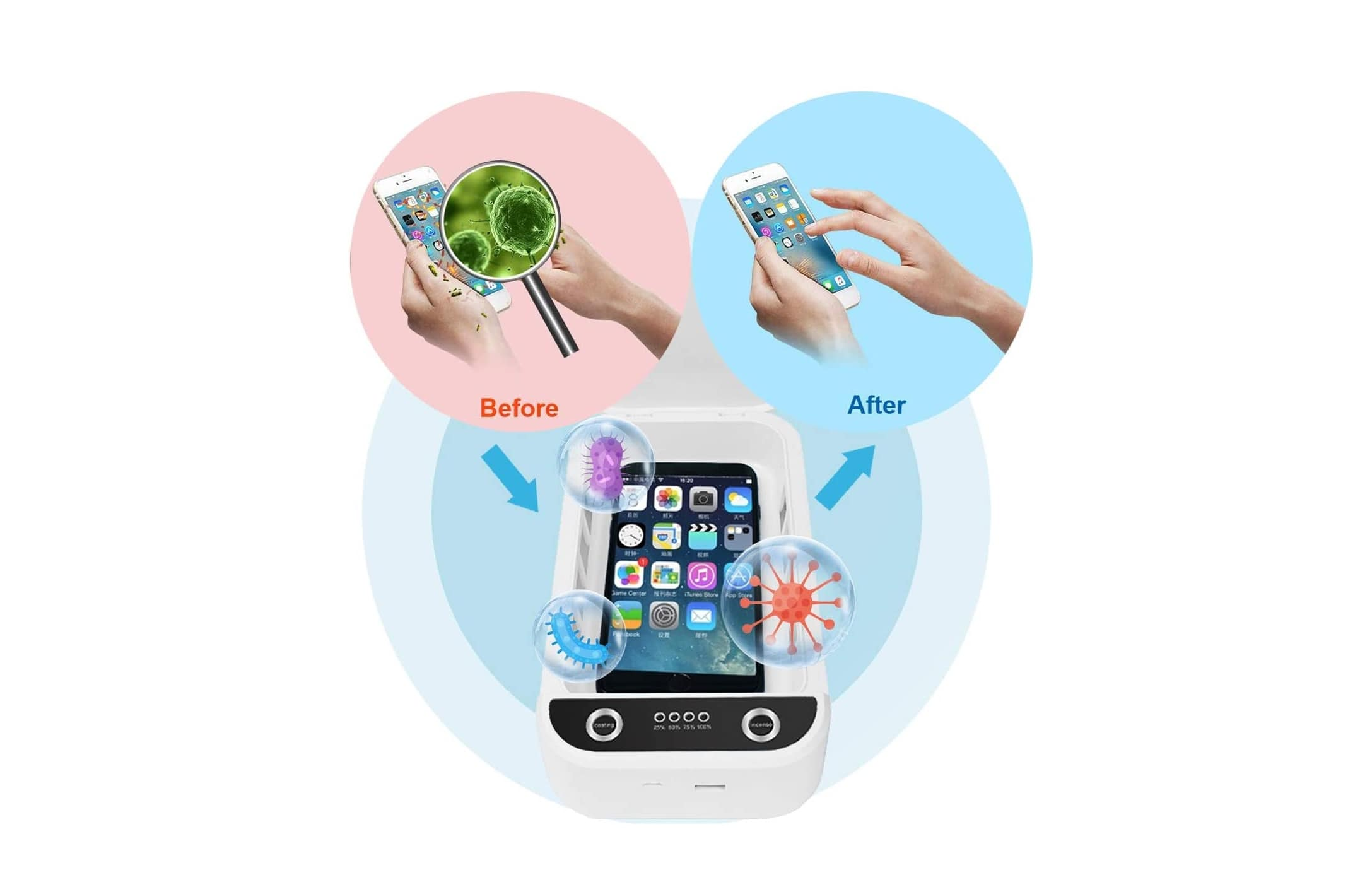 Smart Cell Phone Cleaner-min