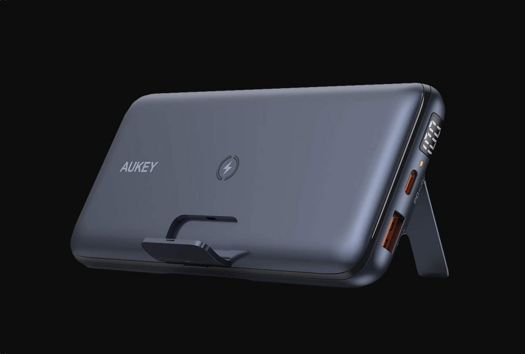 WIRELESS iPhone 12 Charger with power bank