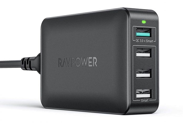 RAVPower USB Quick Charger-min