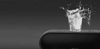 Tribit MaxSound Plus Portable Bluetooth Speaker-min